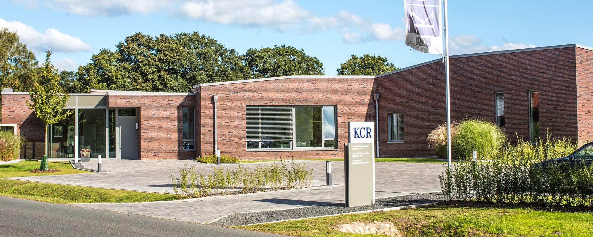 KCR Grundstücksverwaltung – Mieten – Gewerbeimmobilien – Verwaltung